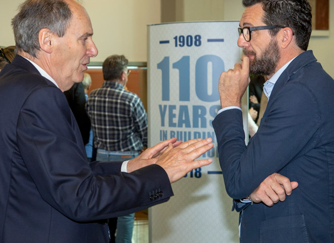 Buoni risultati e prospettive per i 110 anni di CMB