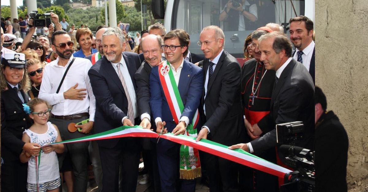 Una nuova tramvia per Firenze