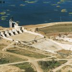 The enterprise works in Mozambique on the Corumana dam and also in Angola.