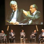 One hundred years of the Braccianti cooperative are celebrated in Carpi Theatre.